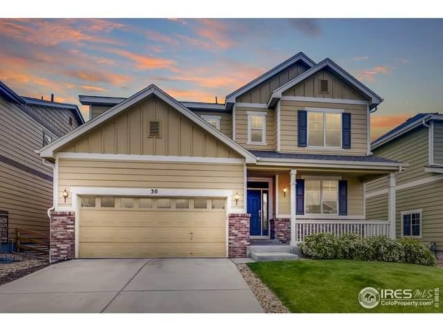 30 Ferris Ln, Erie, CO 80516 (MLS #915774) :: 8z Real Estate