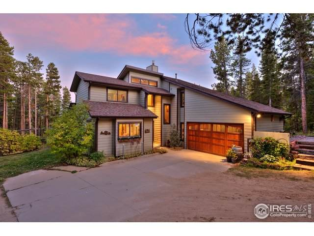 23884 Peak To Peak Hwy, Nederland, CO 80466 (#915776) :: Peak Properties Group
