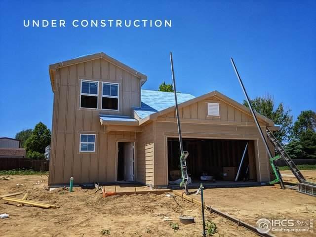 3301 Sandy Harbor Dr, Evans, CO 80620 (MLS #915778) :: Colorado Home Finder Realty