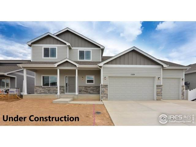 6880 Meadow Rain Way, Wellington, CO 80549 (MLS #915781) :: Downtown Real Estate Partners