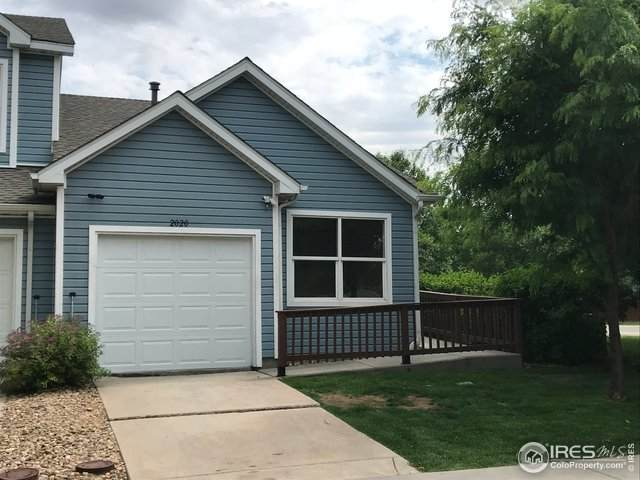 2020 Dove Creek Ct, Loveland, CO 80538 (#915789) :: West + Main Homes