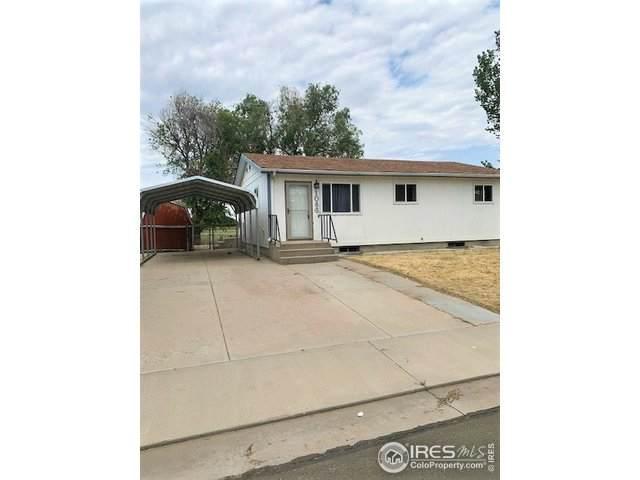 1065 Williams St, Brush, CO 80723 (MLS #915796) :: 8z Real Estate