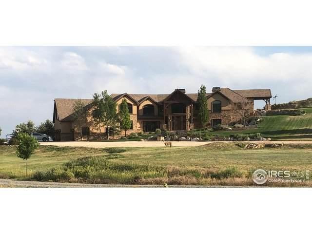 6610 Rabbit Mountain Rd, Longmont, CO 80503 (MLS #915808) :: 8z Real Estate