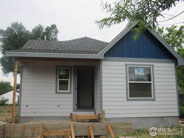 118 N Denver Ave, Johnstown, CO 80534 (MLS #915809) :: J2 Real Estate Group at Remax Alliance