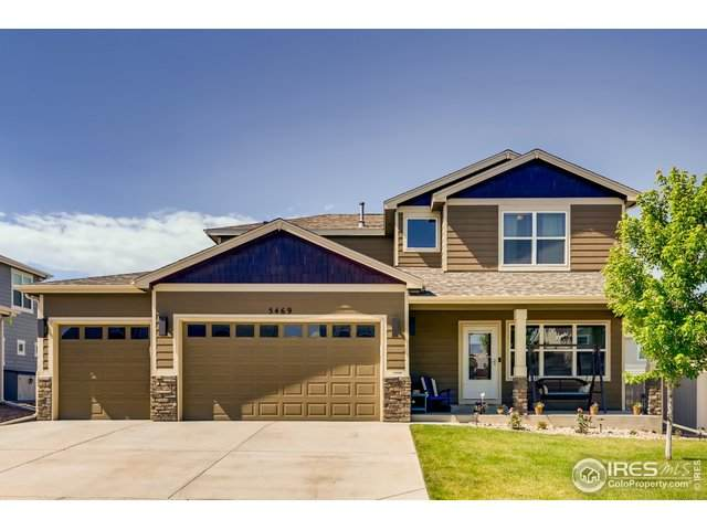 5469 Caribou Dr, Frederick, CO 80504 (#915815) :: West + Main Homes