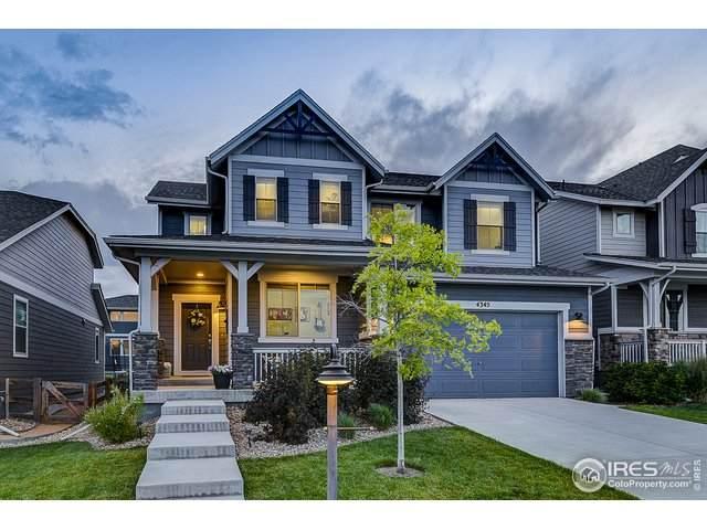 4345 Lyric Falls Dr, Loveland, CO 80538 (MLS #915818) :: Downtown Real Estate Partners