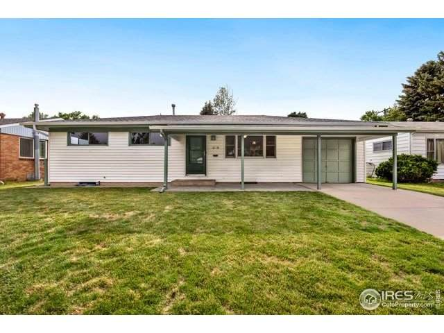 2509 14th Ave Ct, Greeley, CO 80631 (MLS #915819) :: 8z Real Estate