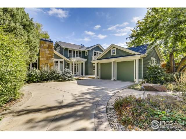 1228 7th St, Boulder, CO 80302 (MLS #915821) :: Downtown Real Estate Partners
