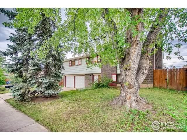 860 Morgan Dr, Boulder, CO 80303 (MLS #915824) :: 8z Real Estate