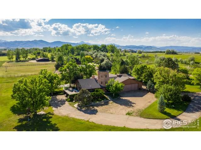 8195 N 81st St, Longmont, CO 80503 (MLS #915825) :: Wheelhouse Realty