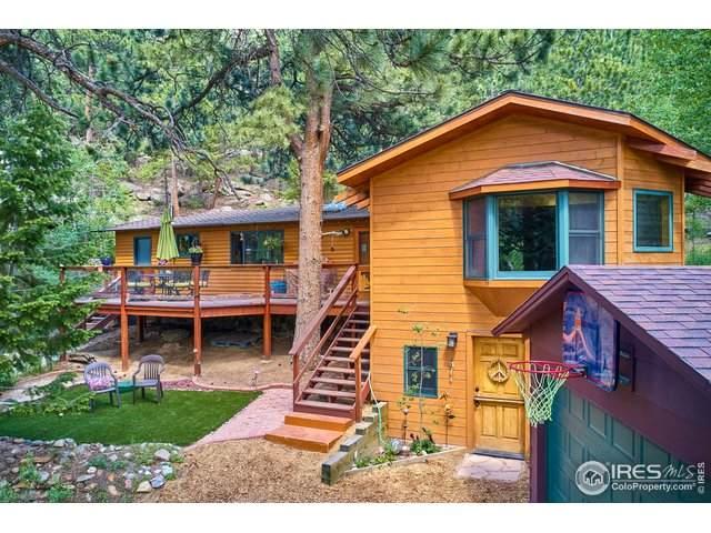 11740 Ranch Elsie Rd, Golden, CO 80403 (MLS #915840) :: Hub Real Estate
