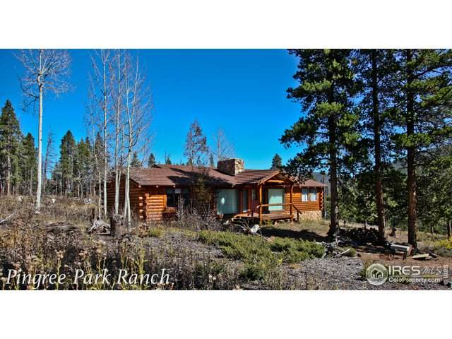 0 Pingree Park Rd, Bellvue, CO 80512 (MLS #915846) :: Downtown Real Estate Partners