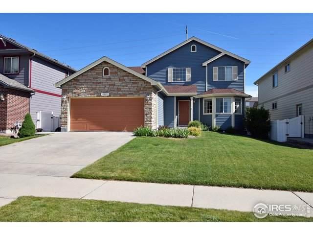4315 Capri St, Evans, CO 80620 (MLS #915849) :: 8z Real Estate