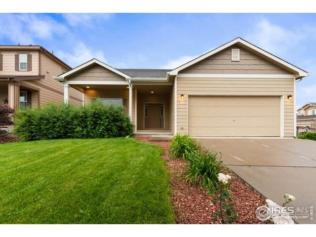 1109 101st Ave Ct, Greeley, CO 80634 (#915851) :: West + Main Homes