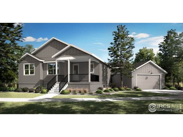 1597 Gard Dr, Loveland, CO 80537 (MLS #915871) :: Wheelhouse Realty