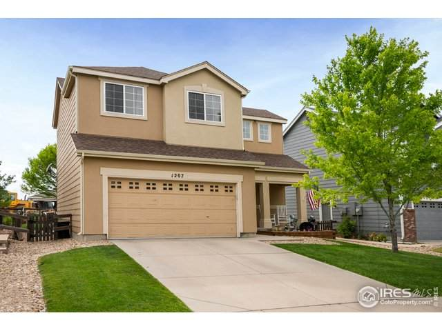 1207 103rd Ave, Greeley, CO 80634 (#915900) :: West + Main Homes