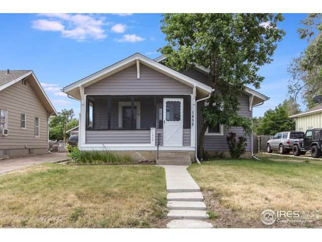 1458 9th St, Greeley, CO 80631 (MLS #915905) :: Hub Real Estate