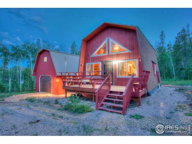 88 Kansa Ct, Red Feather Lakes, CO 80545 (MLS #915930) :: The Wentworth Company