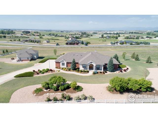 39477 Hilltop Cir, Severance, CO 80610 (MLS #915936) :: Wheelhouse Realty