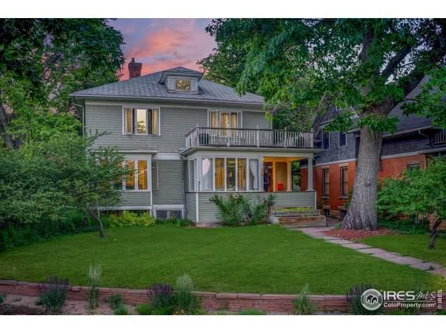 511 Mountain View Rd, Boulder, CO 80302 (MLS #915950) :: 8z Real Estate