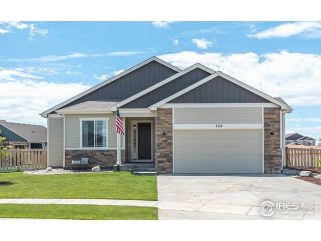 7137 Silver Ct, Timnath, CO 80547 (MLS #915951) :: Colorado Home Finder Realty