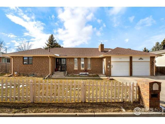 2307 Fairway Ln, Greeley, CO 80634 (MLS #915954) :: June's Team