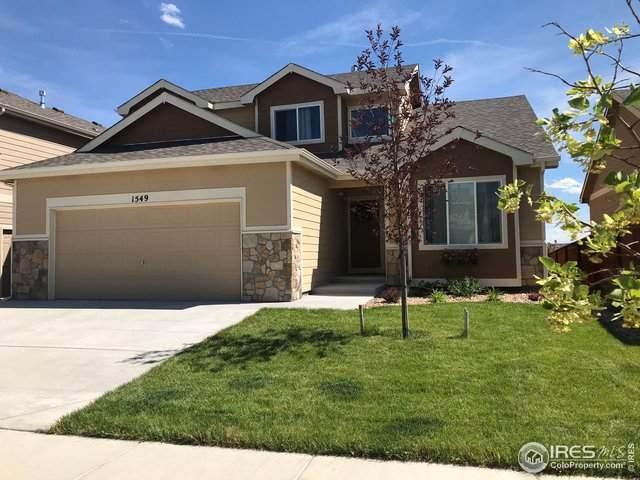 1549 New Season Dr, Windsor, CO 80550 (MLS #915967) :: 8z Real Estate