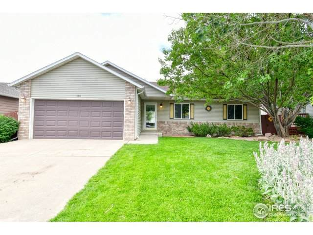 158 50th Ave Pl, Greeley, CO 80634 (MLS #915969) :: 8z Real Estate