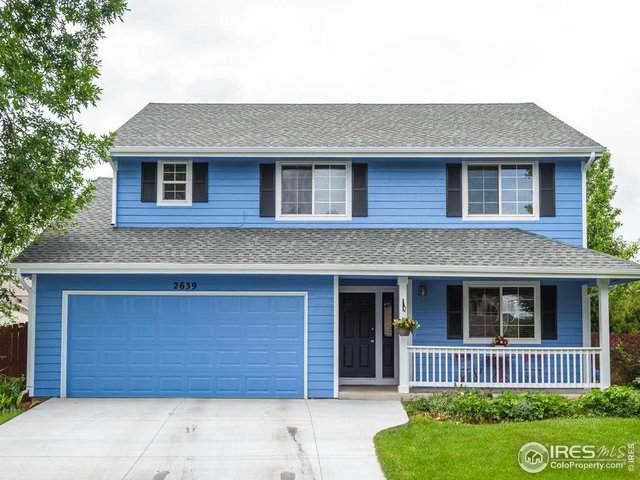 2639 Paddington Rd, Fort Collins, CO 80525 (MLS #915983) :: 8z Real Estate