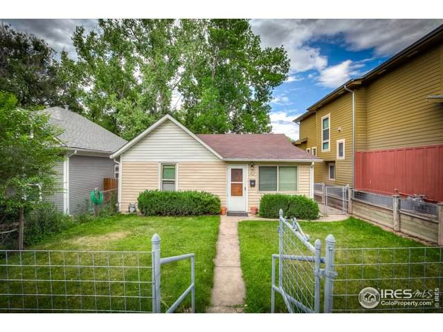 312 N Grant Ave, Fort Collins, CO 80521 (MLS #916014) :: Downtown Real Estate Partners