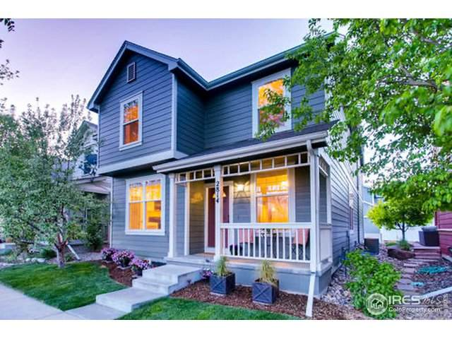 2814 Autumn Harvest Way, Fort Collins, CO 80528 (#916053) :: West + Main Homes