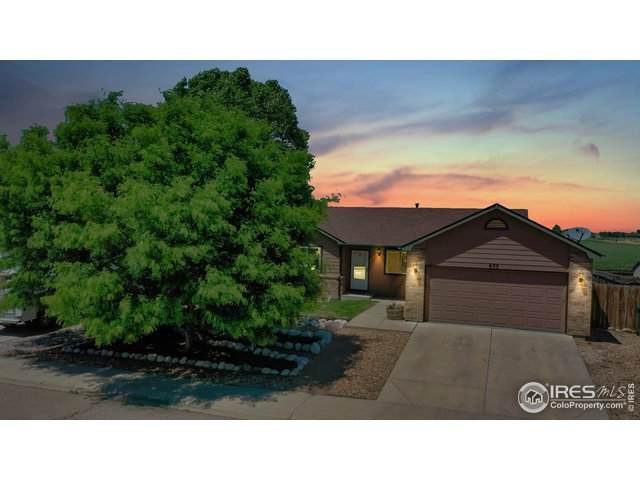 635 E 4th St Rd, Eaton, CO 80615 (MLS #916057) :: 8z Real Estate