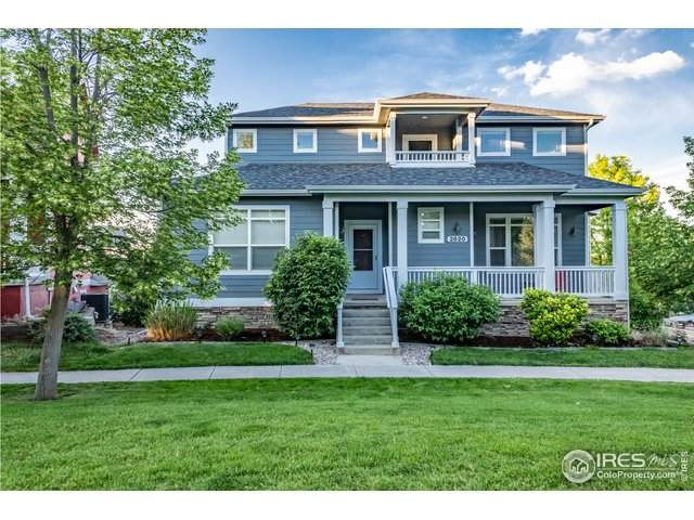 2820 Sitting Bull Way, Fort Collins, CO 80525 (#916084) :: My Home Team