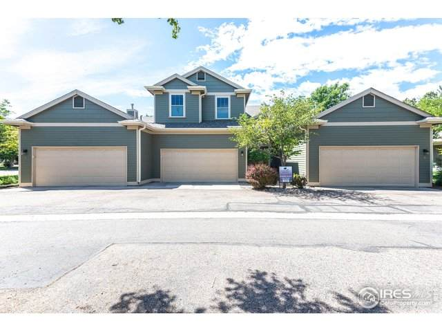 4021 Yellowstone Cir #7, Fort Collins, CO 80525 (#916109) :: West + Main Homes