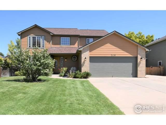 2418 Kenosha Ct, Fort Collins, CO 80525 (MLS #916115) :: Keller Williams Realty
