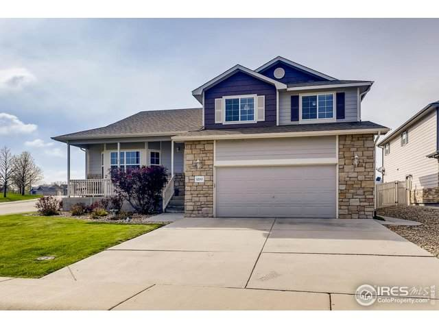 5283 Buttesfield St, Firestone, CO 80504 (MLS #916122) :: 8z Real Estate