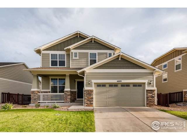6809 Rock River Rd, Timnath, CO 80547 (#916145) :: West + Main Homes