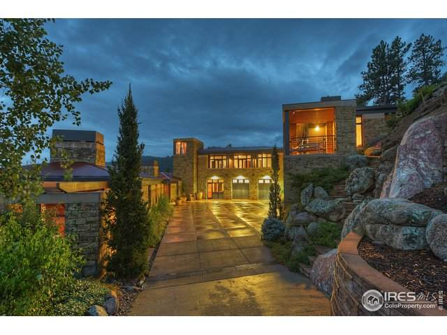 4322 Sunshine Canyon Dr, Boulder, CO 80302 (MLS #916162) :: 8z Real Estate