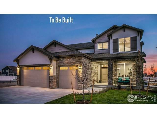 831 Shirttail Peak Dr, Windsor, CO 80550 (MLS #916167) :: Wheelhouse Realty