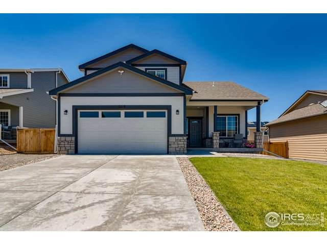 2215 73rd Ave Pl, Greeley, CO 80634 (MLS #916182) :: 8z Real Estate