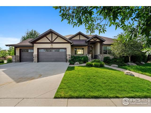 5703 Red Bridge Dr, Timnath, CO 80547 (#916210) :: West + Main Homes