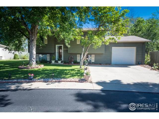 2138 Wedgewood Dr, Greeley, CO 80631 (MLS #916213) :: 8z Real Estate