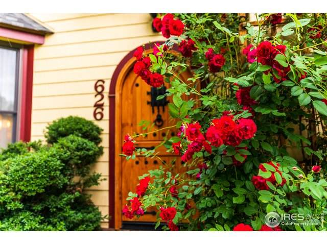 626 W Oak St, Fort Collins, CO 80521 (MLS #916222) :: 8z Real Estate