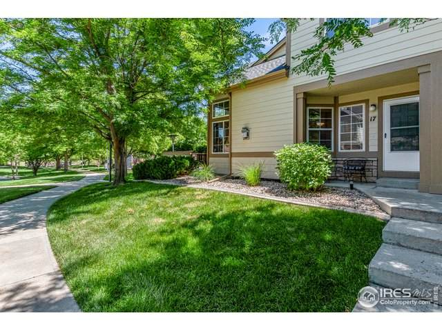 5551 Cornerstone Dr #17, Fort Collins, CO 80528 (#916226) :: Kimberly Austin Properties