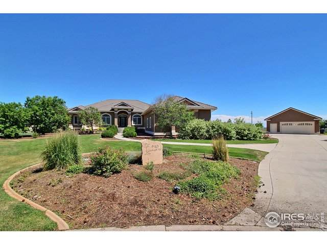 940 Goshawk Rd, Eaton, CO 80615 (MLS #916231) :: 8z Real Estate