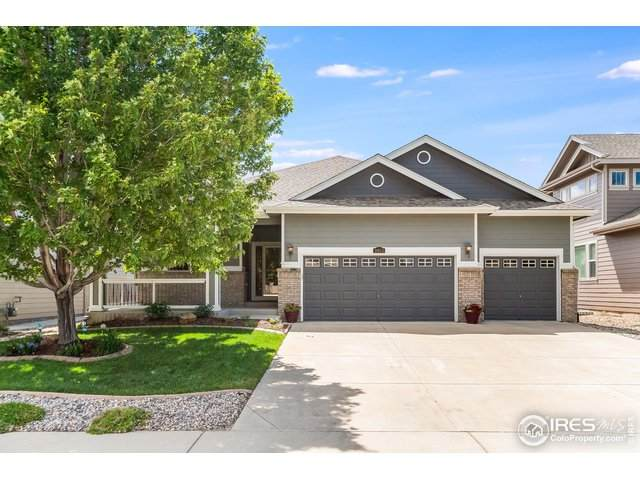10153 Dogwood St, Firestone, CO 80504 (#916245) :: The Dixon Group