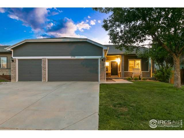 3730 Wittaker Cir, Johnstown, CO 80534 (MLS #916266) :: 8z Real Estate