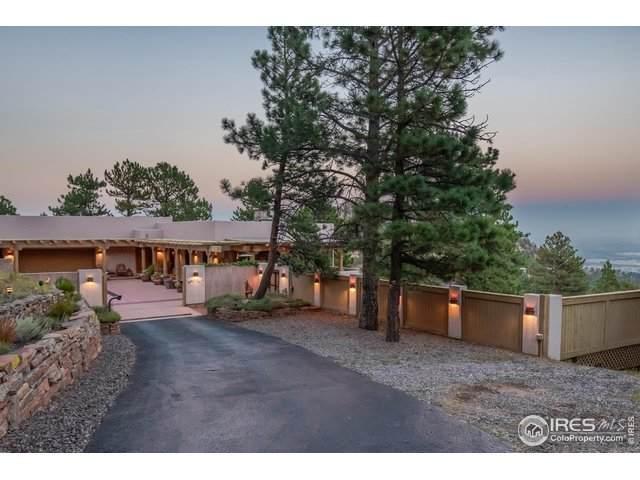188 Wild Horse Cir, Boulder, CO 80304 (#916280) :: Kimberly Austin Properties