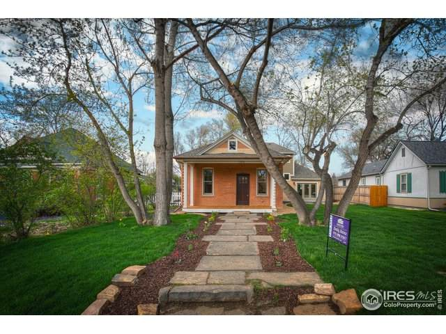 324 Park St, Fort Collins, CO 80521 (MLS #916282) :: RE/MAX Alliance