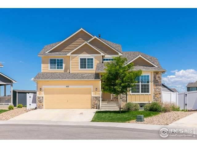 402 Stonebrook Dr, Windsor, CO 80550 (MLS #916339) :: 8z Real Estate